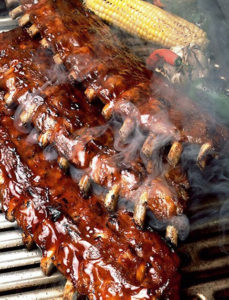 Memorial Day Coca-Cola BBQ Ribs