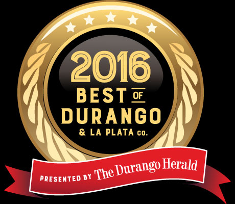 Third Place as Durango Best New Business