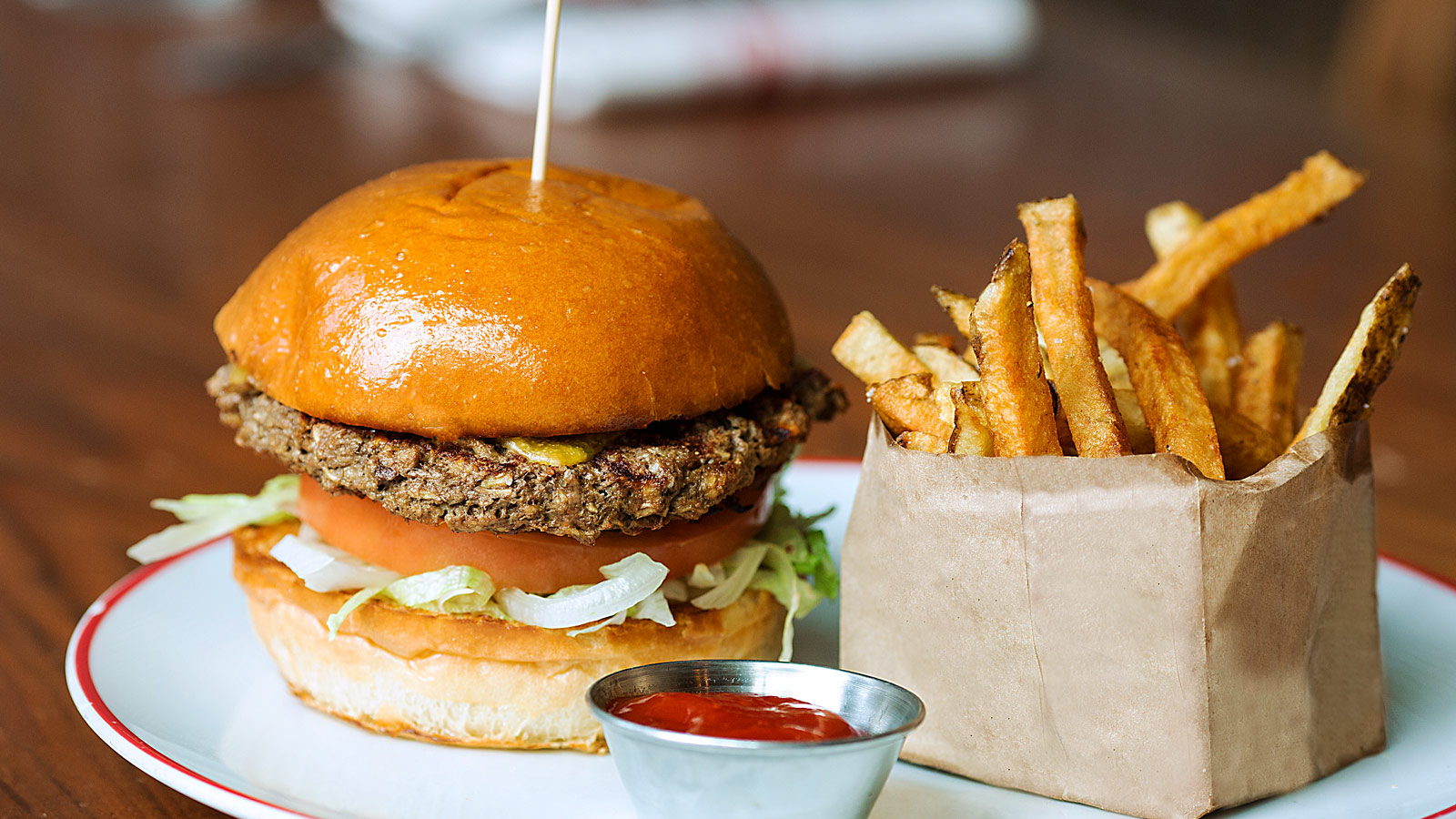 The Impossible Burger Comes to Town | Farmers Restaurant Group