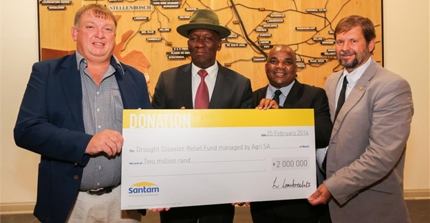 SANTAM AGRI gives emerging farmers a much-needed boost