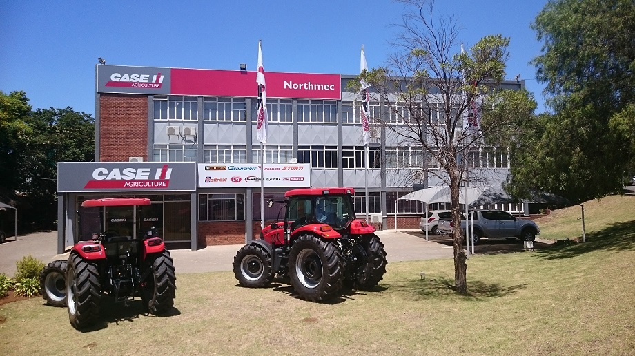 Case IH builds on winning relationship with NORTHMEC