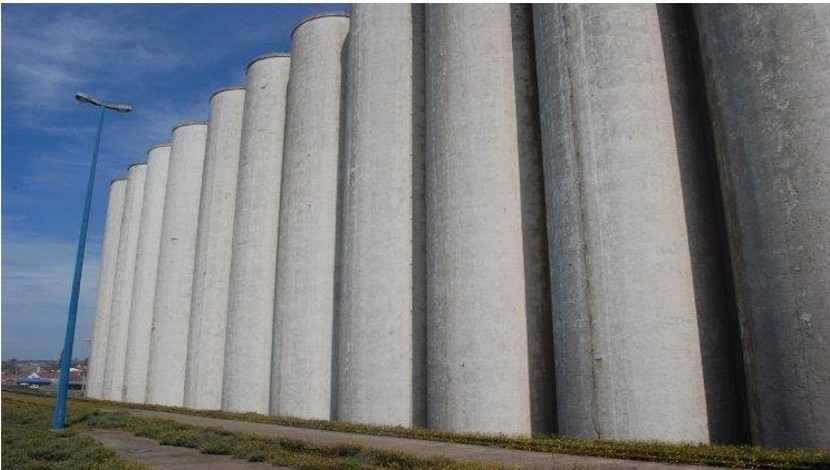 Motheo Infrastructure Contractors repairs grain silos at East London port