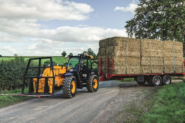 JCB: Celebrating 40 years of the Loadall