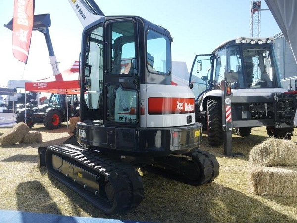Big showcase for Bobcat compact equipment range at NAMPO 2018