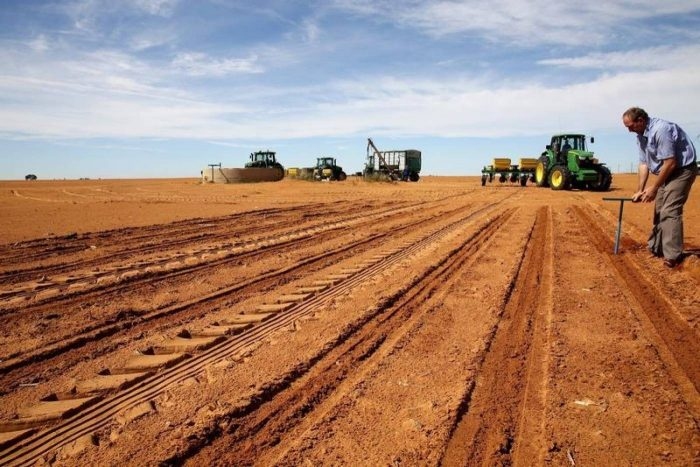 Agriculture proves to be a heavy lifter