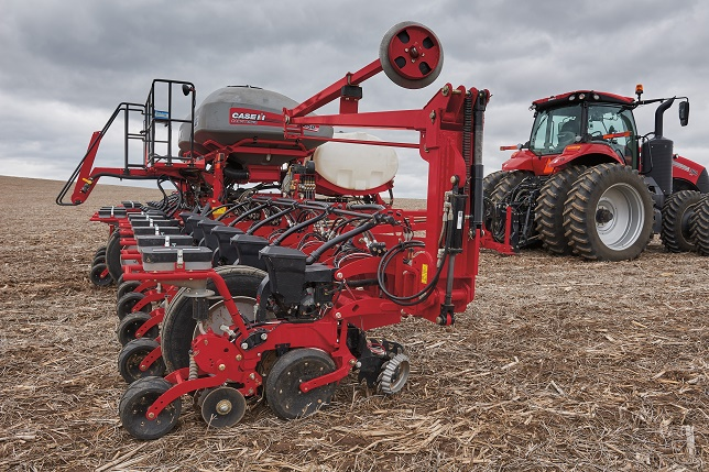 Case IH unveils new 2000 Series Early Riser® planter