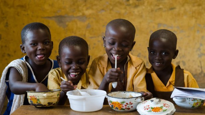 Ghana launches Zero hunger strategic review report