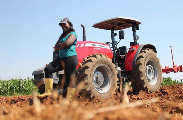 Champoining the Cause: Youths in Agriculture
