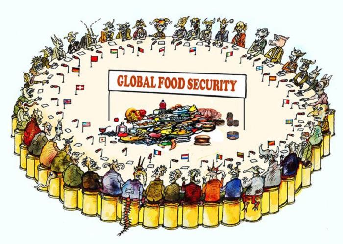 EU, FAO sign US $14m deal to tackle global food security