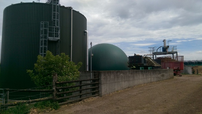 Anaerobic digesters of Agricultural waste