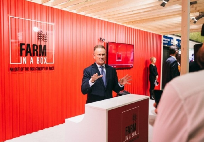 AGCO launches farm in a box initiative for Africa
