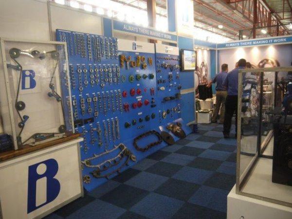 BI to launch Agri HUB bearings, Agri Grease sachets at NAMPO 2019