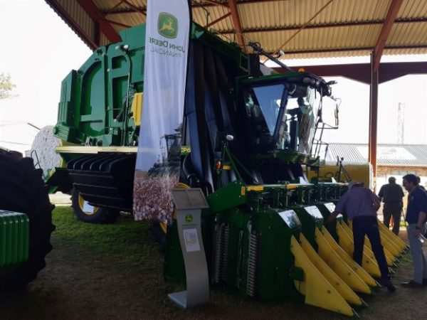 John Deer's higher purpose is to feed, clothe and fuel the world
