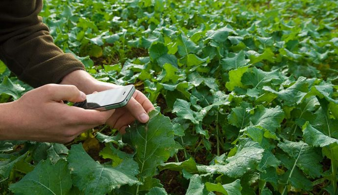 Global Precision Farming Market to grow 14.7% CAGR by 2026