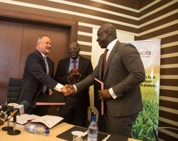 AGCO's innovative solutions bringing transformation to the agricultural sector of Benin
