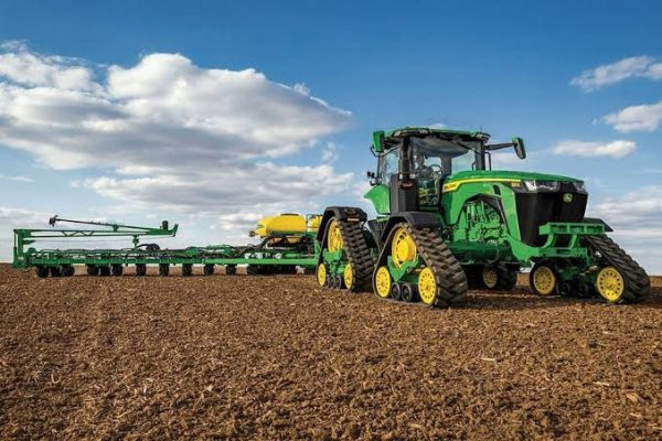 John Deere brings world's smartest tractor to South Africa