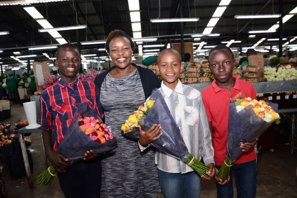 Oserian Development Company announces full scholarships to top candidates within its farm