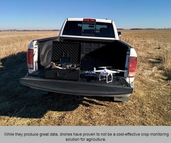 InfoAg survey confirms drones disappearing while digital agronomy expands
