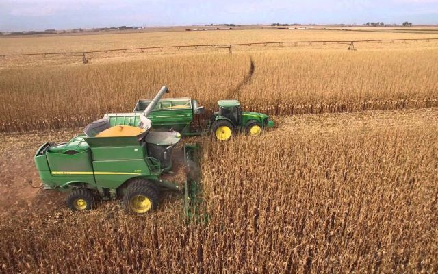Optimistic outlook for agriculture