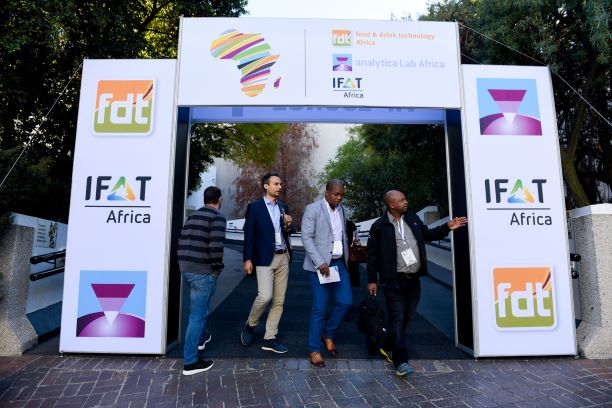 Three trade shows across interconnected value chains for food, drink, water, waste and analytics