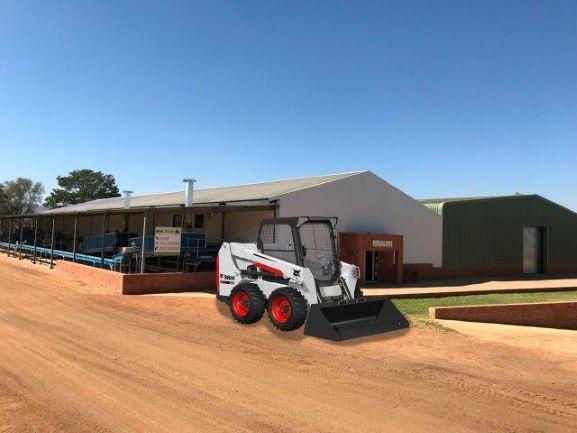 Limpopo citrus, lemon exporter acquires second Bobcat S550