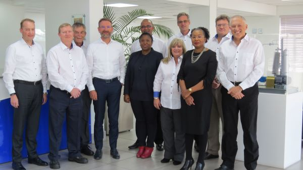 Pump manufacturer's message to Southern Africa