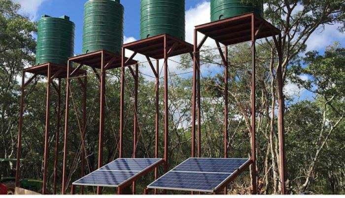 How innovative techniques and solar power can be used to benefit farming