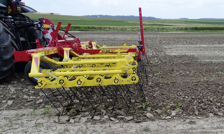 Crop care with implements from APV