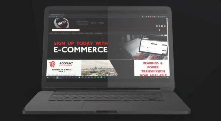 BMG Launches a new user-friendly b2b online shopping platform