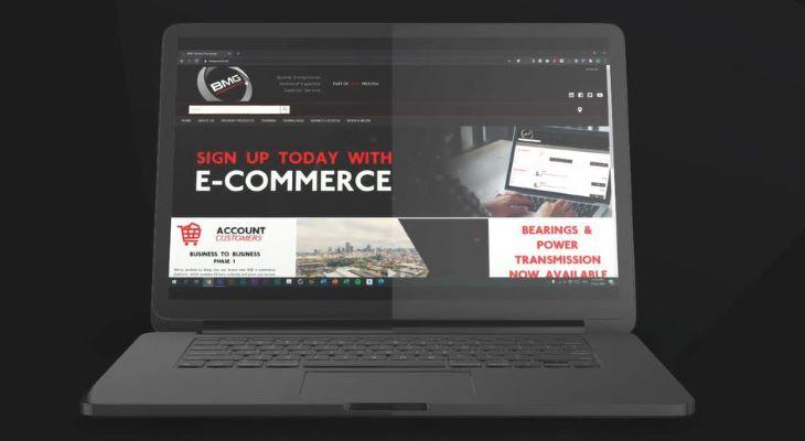 BMG Launches a new user-friendly b2b online shopping platform