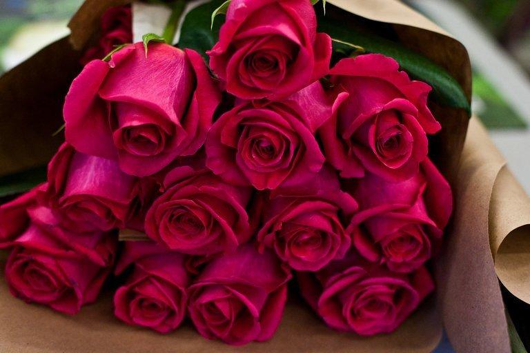 Roses by FARM Florist