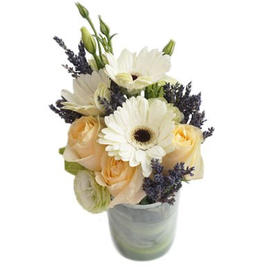 Paula Gerbera Flower Arrangement