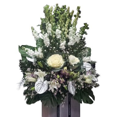 Sympathy Flower Stand