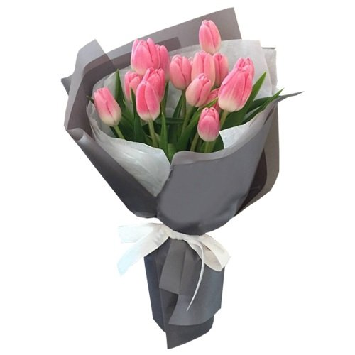Marchisio Tulip Bouquet by Farm florist singapore