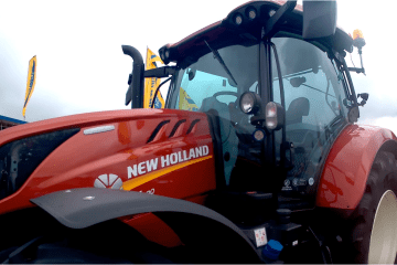 Trator New Holland T6