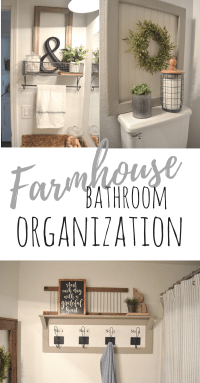 Farmhouse Bathrooms Ideas | Bathroom Design Ideas