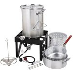 30-Qt-Deluxe-Aluminum-Turkey-Fryer-Kit-Steamer-Kitorder-now-offer-ends-soonmade-in-usa-FREE-17-PIECES-CONTAINER-LOOK-PHOTO-0
