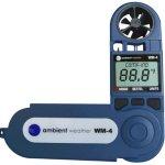 Ambient-Weather-WM-4-Handheld-Weather-Station-w-Windspeed-Direction-Temperature-Humidity-Compass-Dew-Point-Comfort-Index-Psychrometer-0-1