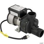 Balboa-1050031-Vico-Wow-Bath-Pump-75HP-115V-Nema-Cord-Air-Switch-0