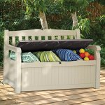 Keter-Eden-New-All-Weather-Outdoor-Patio-Bench-Deck-Box-Furniture-70-Gal-Brown-Brown-0