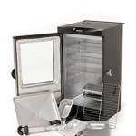 Masterbuilt-20077515-Front-Controller-Electric-Smoker-with-Window-and-RF-Controller-30-Inch-0-1