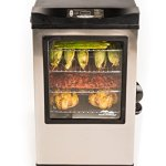Masterbuilt-20077515-Front-Controller-Electric-Smoker-with-Window-and-RF-Controller-30-Inch-0