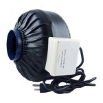 Maximum-Horticulture-Centrifugal-Inline-Duct-Fan-With-Charcoal-Carbon-Filter-and-Variable-Fan-Speed-Controller-0-1