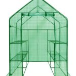 Ogrow-Deluxe-WALK-IN-2-Tier-8-Shelf-Portable-Lawn-and-Garden-Greenhouse-Heavy-Duty-Anchors-Included-0