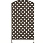 Set-of-4-Bronzed-Metal-Privacy-Screens-23-x-42-0-0