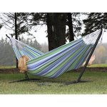 Vivere-Double-Hammock-with-Space-Saving-Steel-Stand-0-0
