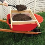 Wheelbarrow-Sifter-for-Compost-and-Soil-Handmade-0