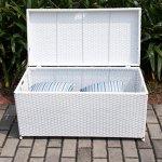40-White-Resin-Wicker-Outdoor-Patio-Garden-Hinged-Lidded-Storage-Deck-Box-0-1