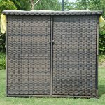 Direct-Wicker-41-x-249-Ft-Outdoor-Storage-Container-Patio-Wicker-Horizontal-Storage-Shed-with-Floor-0-0