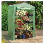 Gardman-7600-Extra-Wide-4-Tier-Greenhouse-with-Reinforced-Cover-18-Long-x-47-Wide-x-63-High-0